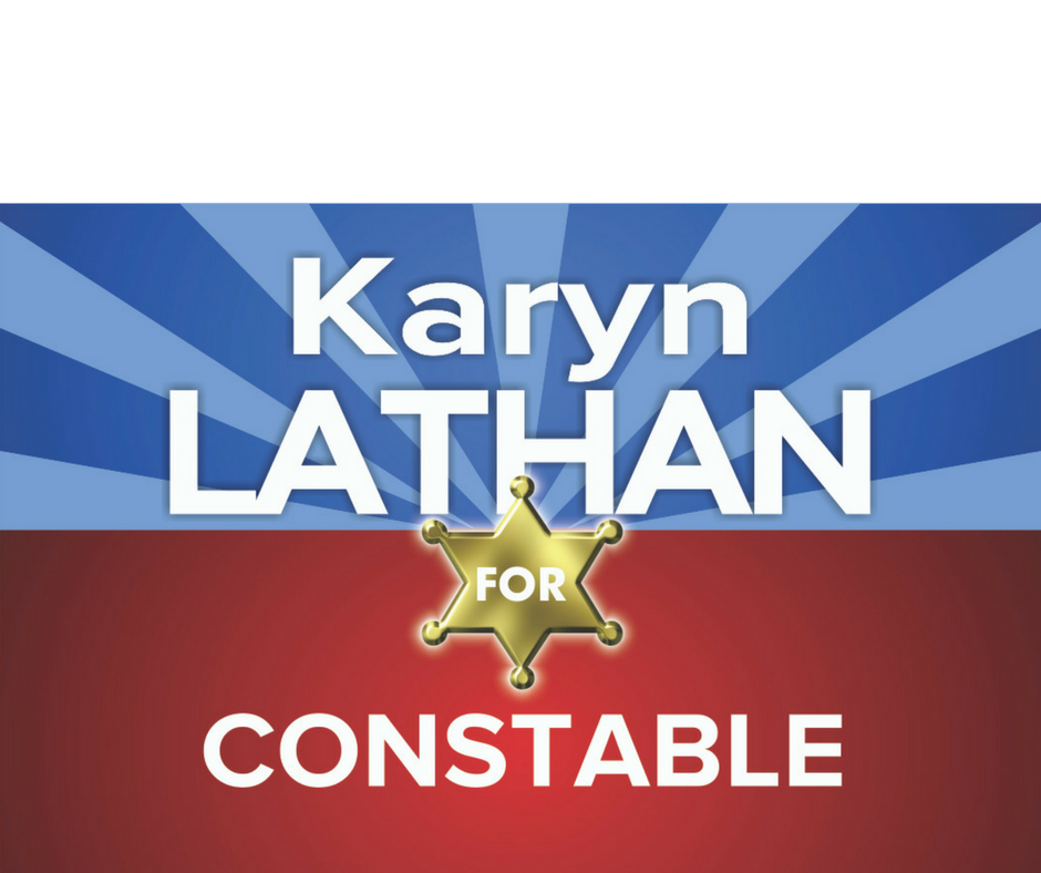 #KarynForConstable